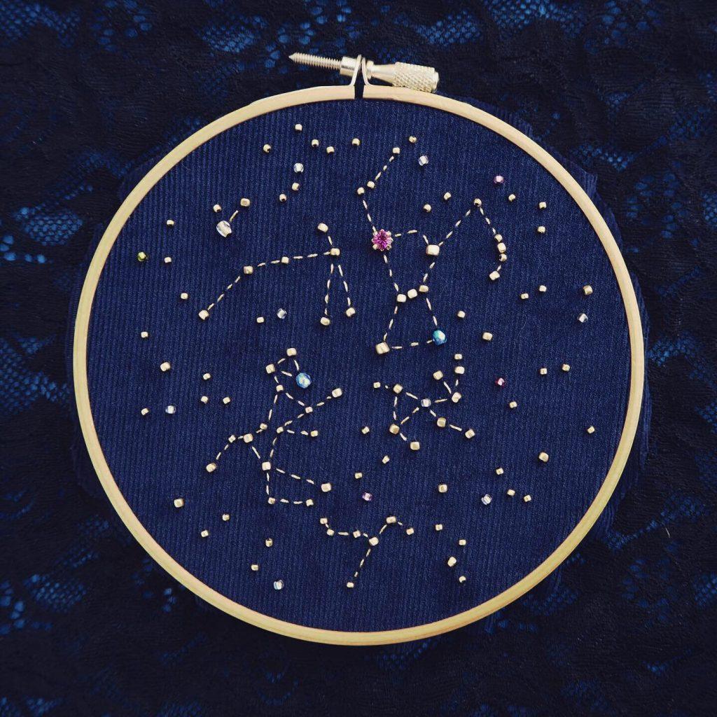 【5/31〜6/30】天体観測展に参加します☆彡【中崎町JAMPOT】